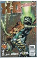 X-O Manowar 1996 series # 3 near mint comic book