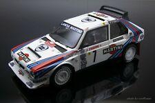 Beemax/Aoshima B24020, Lancia Delta S4 Rallye Monte Carlo 1986 Nr. 7 1:24, NEU