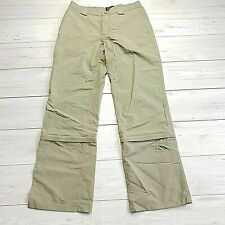 Mens Fjallraven Casual Zip Off Trousers Size W32 L33     #CR20