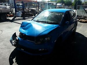 VOLKSWAGEN POLO 6R  LEFT FRONT SEAT