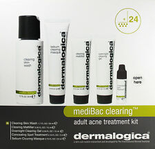Dermalogica Medibac Clearing Acne Treatment Kit BRAND NEW