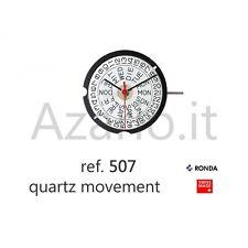 mouvement à quartz Ronda 507 mouvement quartz pour montre montres Suisse