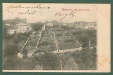 Lombardia. GEMONIO, Varese. Cartolina d'epoca viaggiata nel 1905.