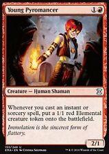 *MRM* ENG Jeune pyromancien - Young Pyromancer MTG Eternal Master