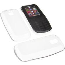 Tasche für Nokia 130 (2017) Handytasche Schutz Hülle TPU Gummi Case Transparent
