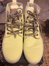 Blackstone Canvas Shoes Size 9