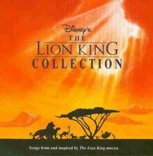 Lion King (Collection, 1999) Tina Turner, Elton John, Angélique Kidjo.. [CD]