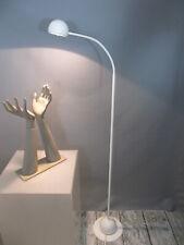70er Jahre Stehlampe Schwanenhals Stehleuchte