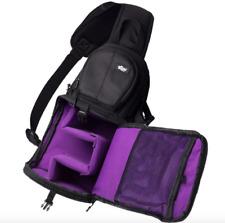 DSLR Sling Camera Padded Backpack Lens Accessories Case Bag Canon Sony Nikon Slr