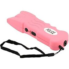 Stun Gun In Desguise LED Lamp Rechargeable Great Grip Intimidating Sound NEW