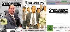 STROMBERG : Staffel 1 / Staffel 2 / Limited Edition Staffel 4 / insgesamt 7 DVDs