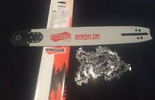 "16"" 3/8 .58g WINDSOR Speed Tip Bar & 60drl Chain, suits Husqvarna. 16EM58STA"