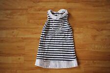 Janie and Jack: Girls Striped Dress, Size 6