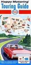 1966 Humble / Esso Touring Guide Nos