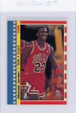 1987-88 Fleer Michael Jordan 2nd Year Rookie Sticker #2 Iconic Card!