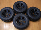 Arrma Kraton 1/5 8s BLX DBOOTS Copperhead2 SB MT Tires Black Multi Spoke Wheels