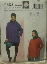 B5828 Butterick Women's Sewing Patterns By Connie Crawford For XS, S, M, L, XL