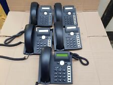 Joblot 5x Snom 300 VoIP IP Business Telephone Phone Handset | NO POWER