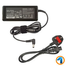 Asus X501A Compatible Laptop Adapter Charger + 3 PIN UK POWER CABLE