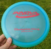 Rare Pearly PFN Champion Viking Innova Disc Golf NEW --Choose Your Color--