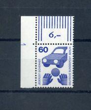 """BERLIN Nr.409A ** ECKRANDSTÜCK DRUCKERZEICHEN """"1"""" ME 50,-++ (106762)"""