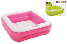 Intex Inflatable Garden Play Box Pool Kids Paddling Pool