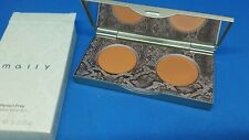 MALLY Evercolor Modern Matte Eyeshadow Duo DEEPER (Matte + Pearl) NIB