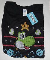 NERD BLOCK Cross Stitch Style Printed YOSHI Mens XL Exclusive Lootcrate