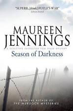 Season of Darkness by Maureen Jennings (Paperback, 2013)