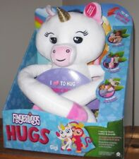 WowWee Fingerlings Hugs Interactive Plush Gigi Unicorn • FREE SHIPPING