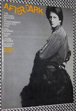 1973 After Dark Magazine, Paul Newman, Tony Milano, HOLLY WOODLAWN, gay