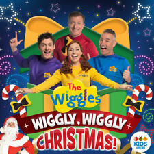 The Wiggles - Wiggly Wiggly Christmas! [New CD]