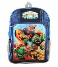 "Skylanders Giants Golden Zooky Bees 3-D Backpack 16""H x 12""W x 5""D"