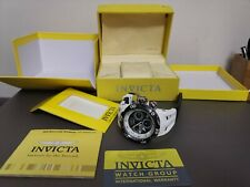 INVICTA 16989 MEN'S VENOM CHRONOGRAPH Watch new defective, read discription.