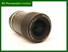 Nikon AI-S Série E 36-72 mm objectif zoom manuel F3.5. Stock Nº U8237