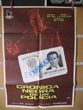 A5626 CRONICA NEGRA DE UN POLICIA HENRY SILVA