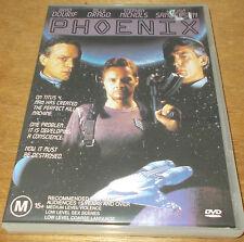 PHOENIX DVD REGION 4 LIKE NEW BRAD DOURIF BILLY DRAGO