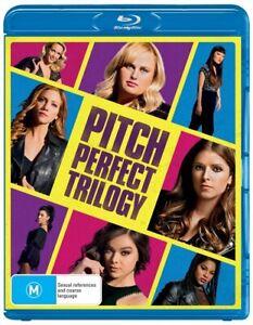Pitch Perfect / Pitch Perfect 2 / Pitch Perfect 3 - Franchise Pack Blu-ray