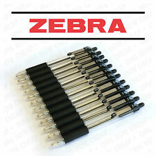 Zebra z-grip (paquete De 12) Retráctil bolígrafo bolígrafo Negro De 1.0 Mm Medium