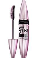 Lash Sensational Mascara Maybelline - Noir