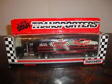 Dale Earnhardt---Matchbox---Superstar Transporter---Diecast---Limited---1991