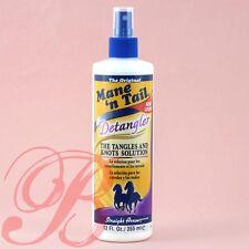 Mane 'n Tail DETANGLER Tangles and Knots Solution 12 fl. oz