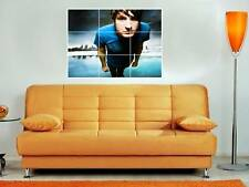 """OWL CITY 35X25""""MOSAIC MONTAGE WALL POSTER ADAM YOUNG N2"""