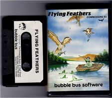 Commodore C64 / C128 Spiel Flying Feathers
