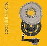 FORD FOCUS 1.8 TURBO DI/TDDI 3 PIECE CLUTCH KIT & SLAVE CYLINDER
