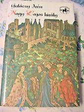 NAGY LAJOS KIRALY~Gulacsy Iren 1986 Budapest written in Hungarian book