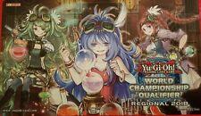 Yugioh World Championship qualifier regional 2018 Downerd Magician playmat