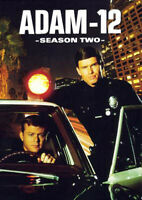Adam 12: Season 2 (Second Season) (4 Disc) DVD NEW