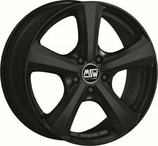 4 alloy rims  MSW 19 7x16 for SUZUKI VITARA (LY)