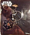 Disney - Star Wars IMPERIAL LOGO - Key Ring / Bag Tag